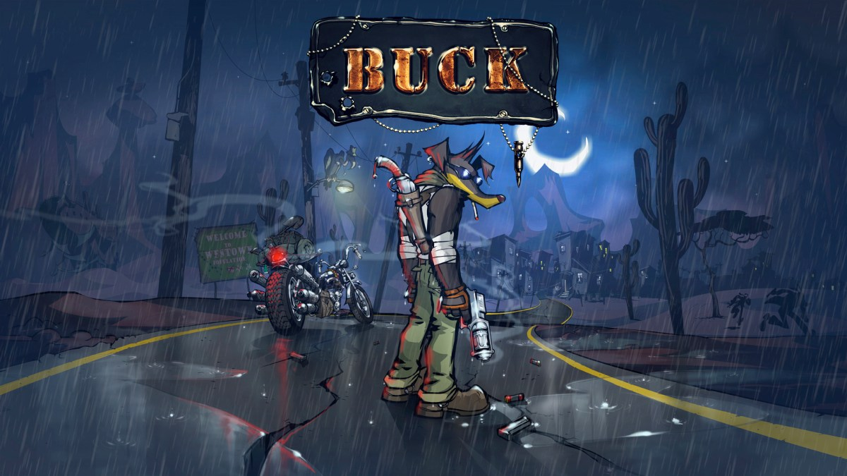 Buck Preview (PC)