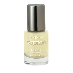 Caption Nail Polish- Yellows & Greens