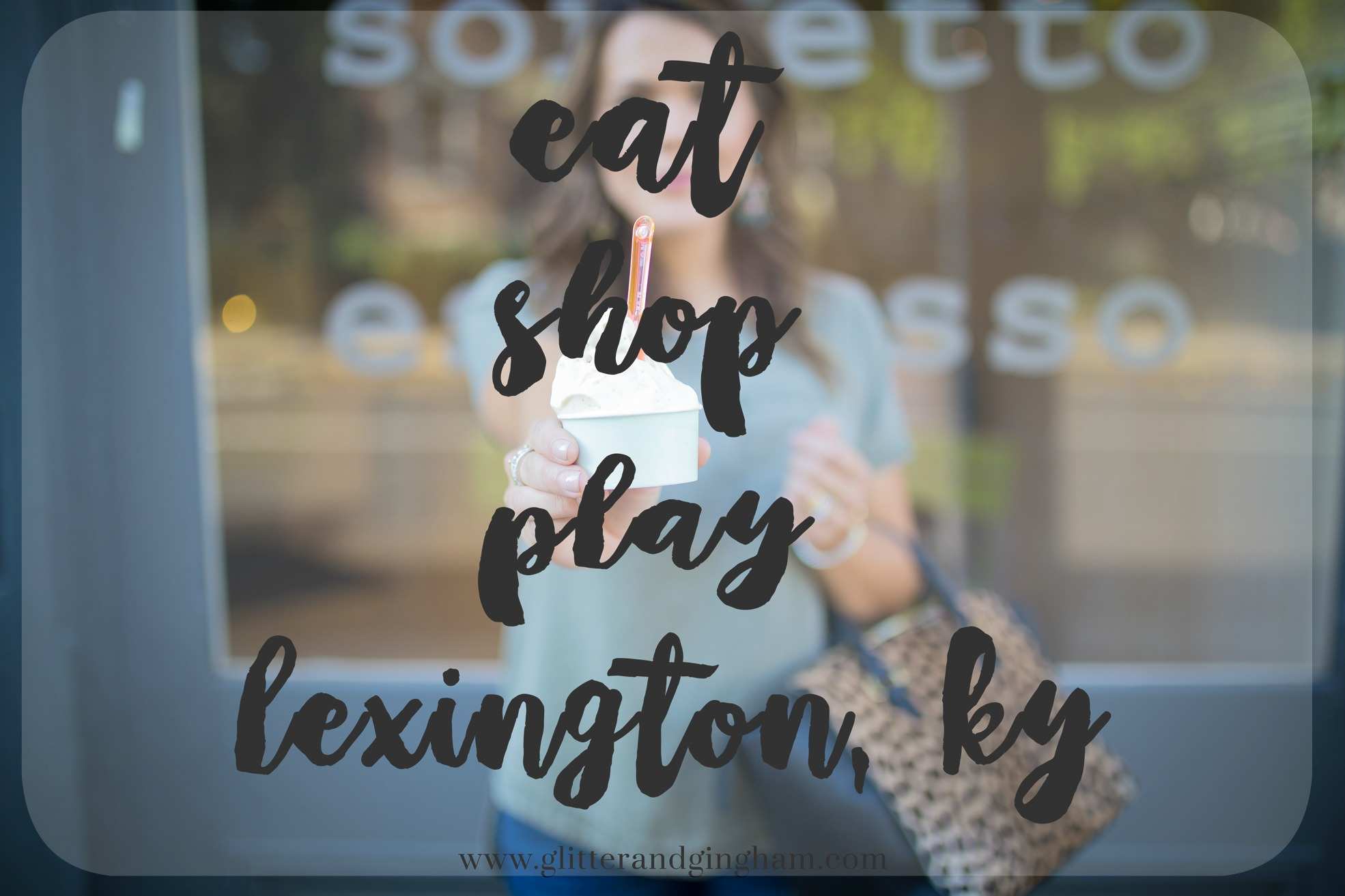 Lexington, KY City Guide // The best places to eat, shop & play in Lexington ft. Indigo Rd.