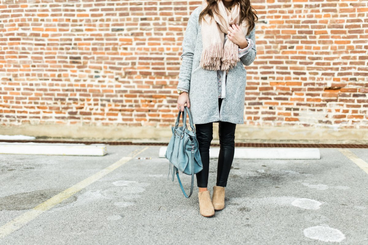 casual winter style