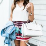 striped shorts or bust
