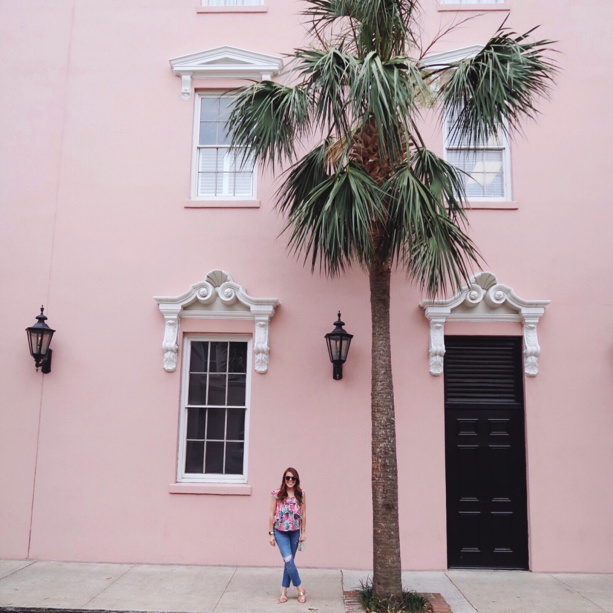 Charleston Travel Diary