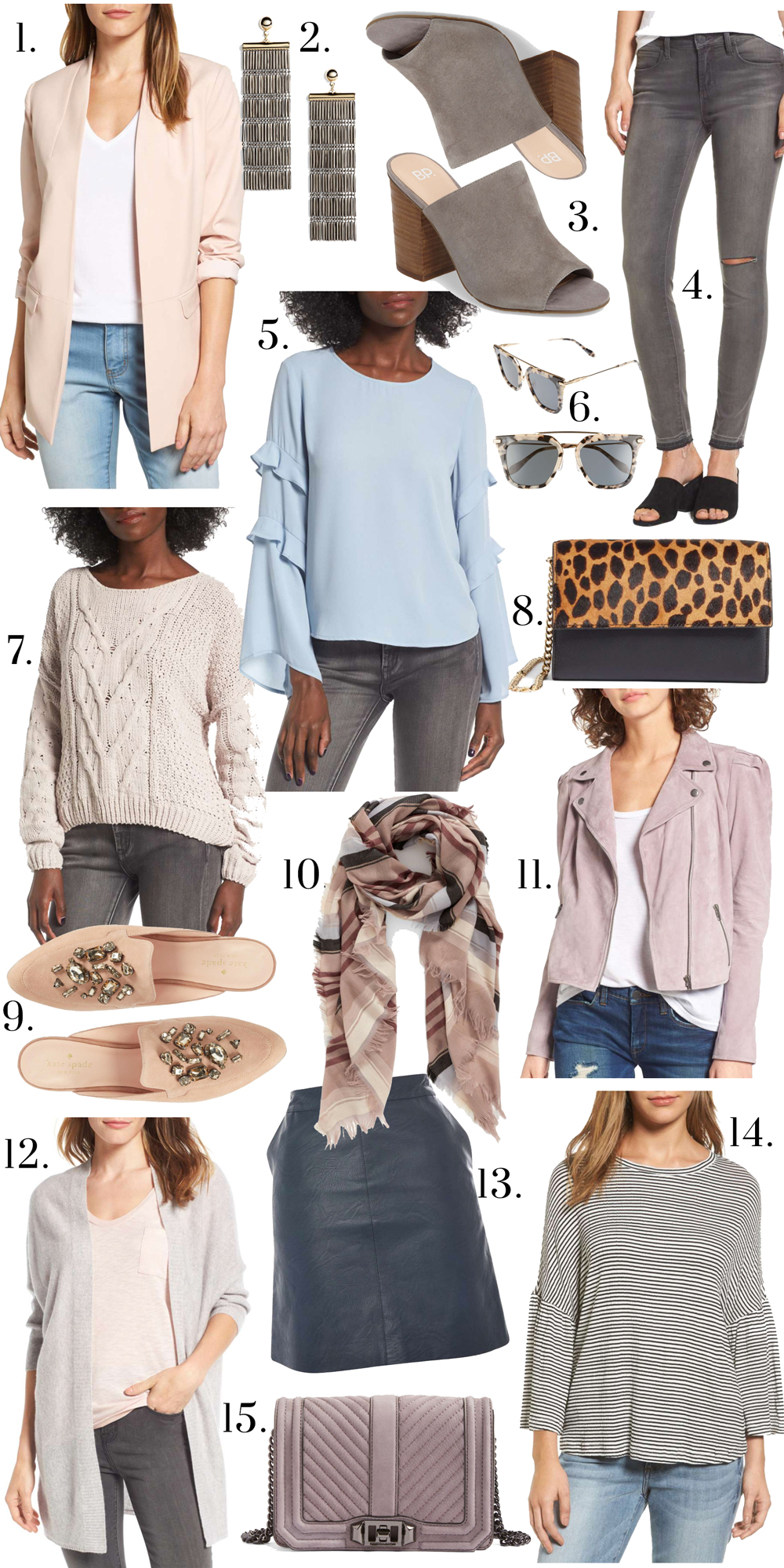 Nordstrom Anniversary Sale Early Access / Items to buy for fall