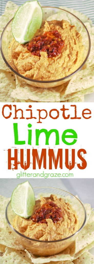 Chipotle Lime Hummus
