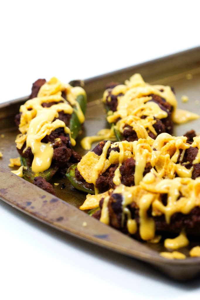 Frito Pie Jalapeno Poppers