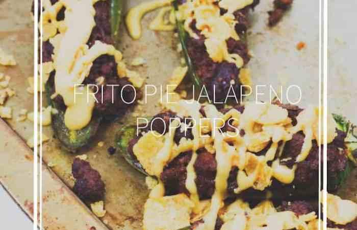 frito pie jalapeno poppers