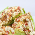 Ultimate wedge salad