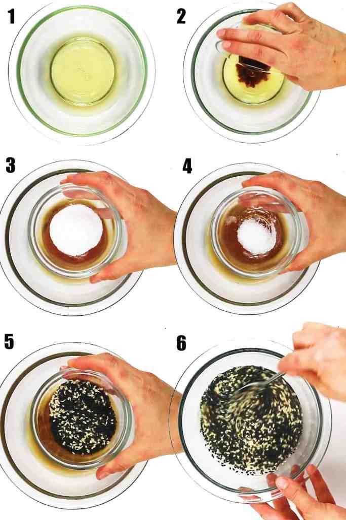 How to make a cucumber salad recipe