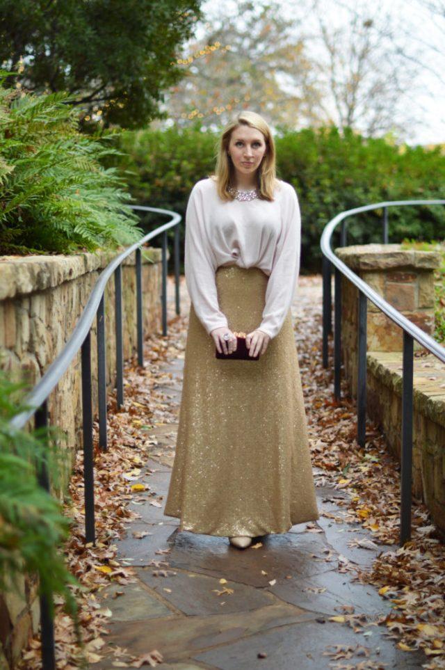 Glitter Skirt 1
