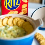 Bowl Time Snacks: Quick Spinach & Artichoke Dip