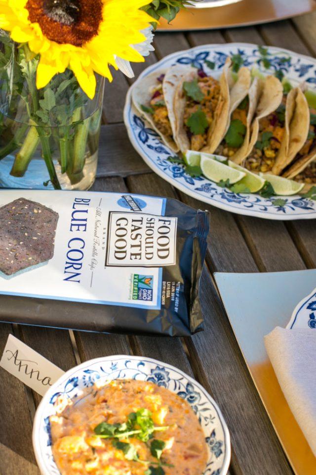 Food Should Taste Good, Cinco de Mayo, Crock Pot Queso, Dallas Food Blogger, top photo