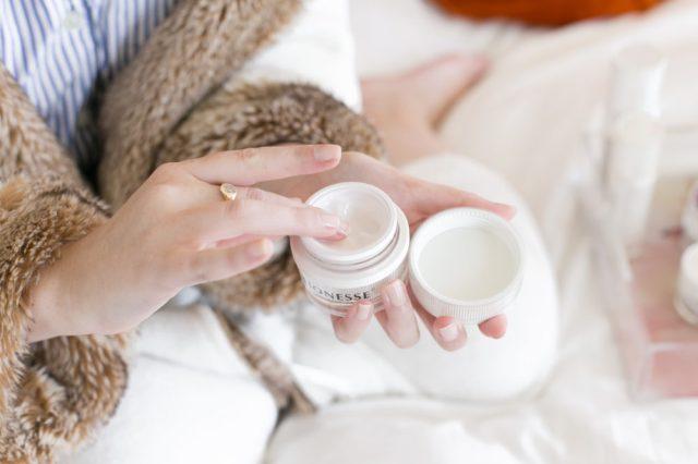 Lionesse Skin Care, White Pearl Skincare, My Skin Story, Dallas Blogger, Beauty Blogger, Lifestyle Blogger, Fashion Blogger, Night Cream Moisturizer