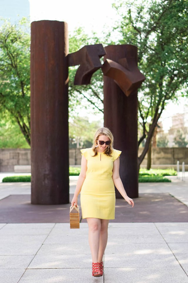 What to Wear from Work to a Date this Summer, Cute First Date Outfit, What to Wear to After Work Drinks Date