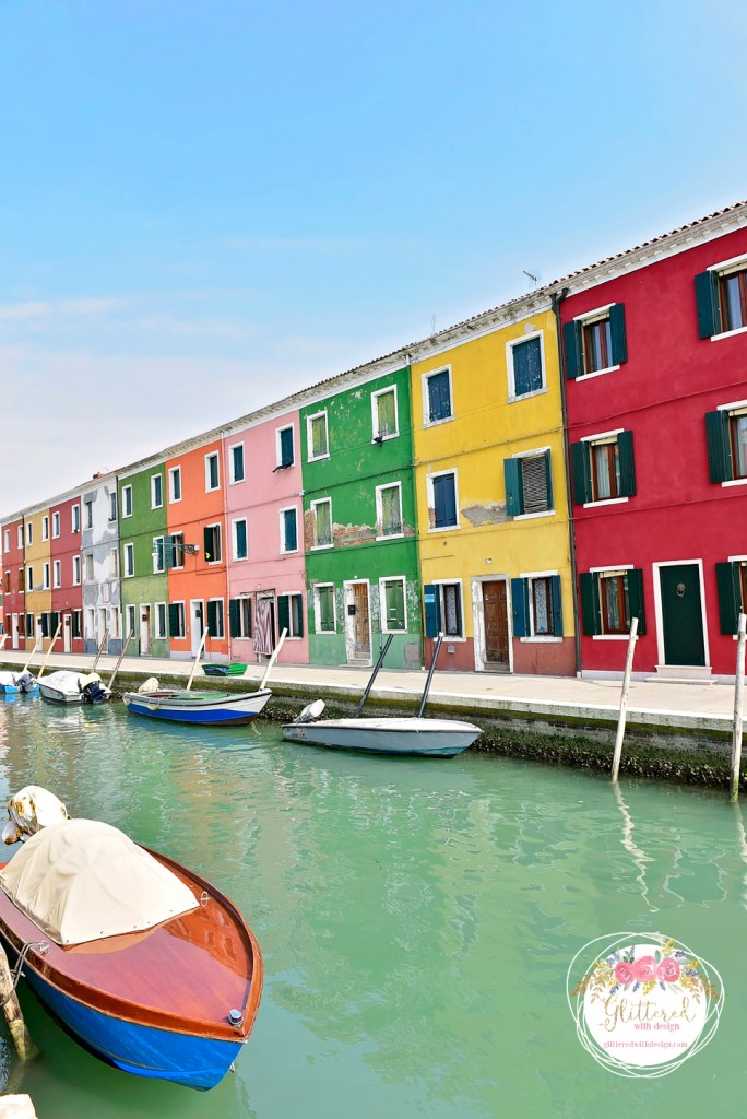 burano - Glittered with Design Blog - #glitteredwithdesign