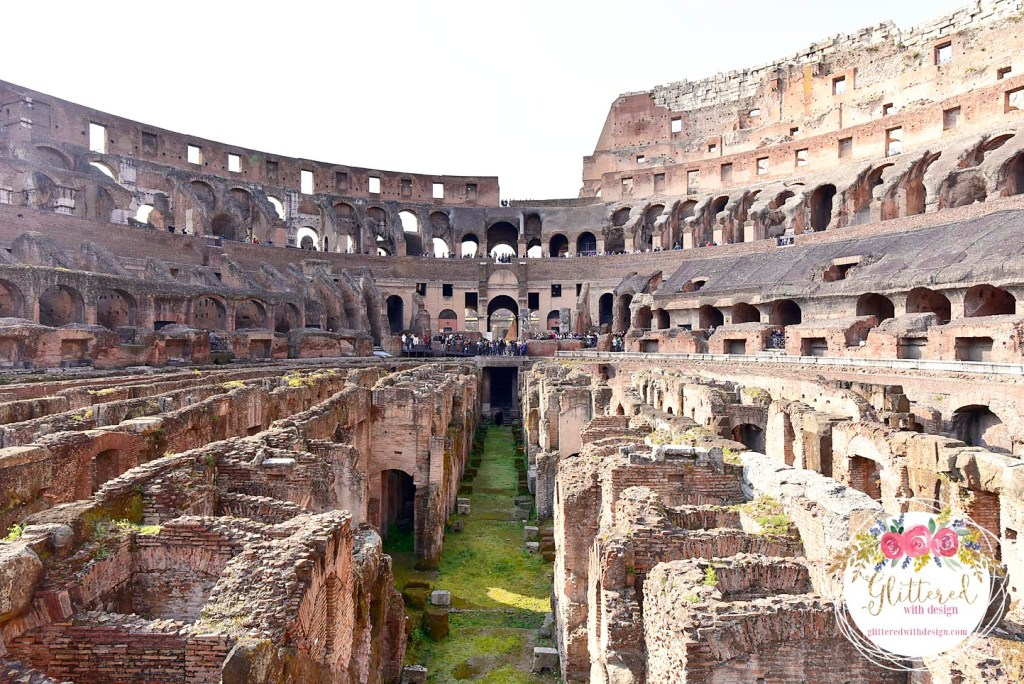 colosseum - Glittered with Design Blog - #glitteredwithdesign