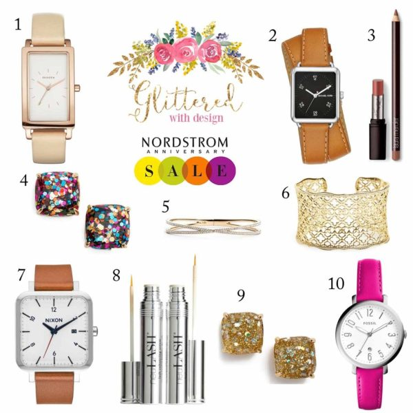 nordstrom sale accessories - Glittered with Design