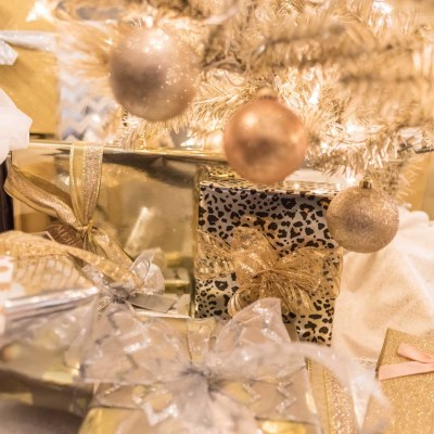 Holiday Gift Guide: Metallic Home Decor