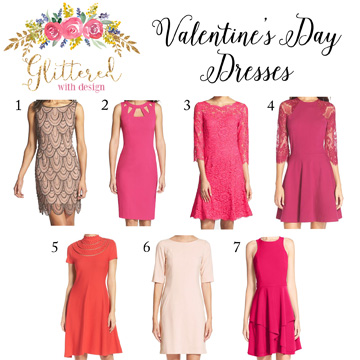 Friday Favorites Valentine S Day Dresses Glittered With Design