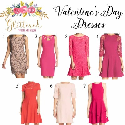 Friday Favorites: Valentine's Day Dresses