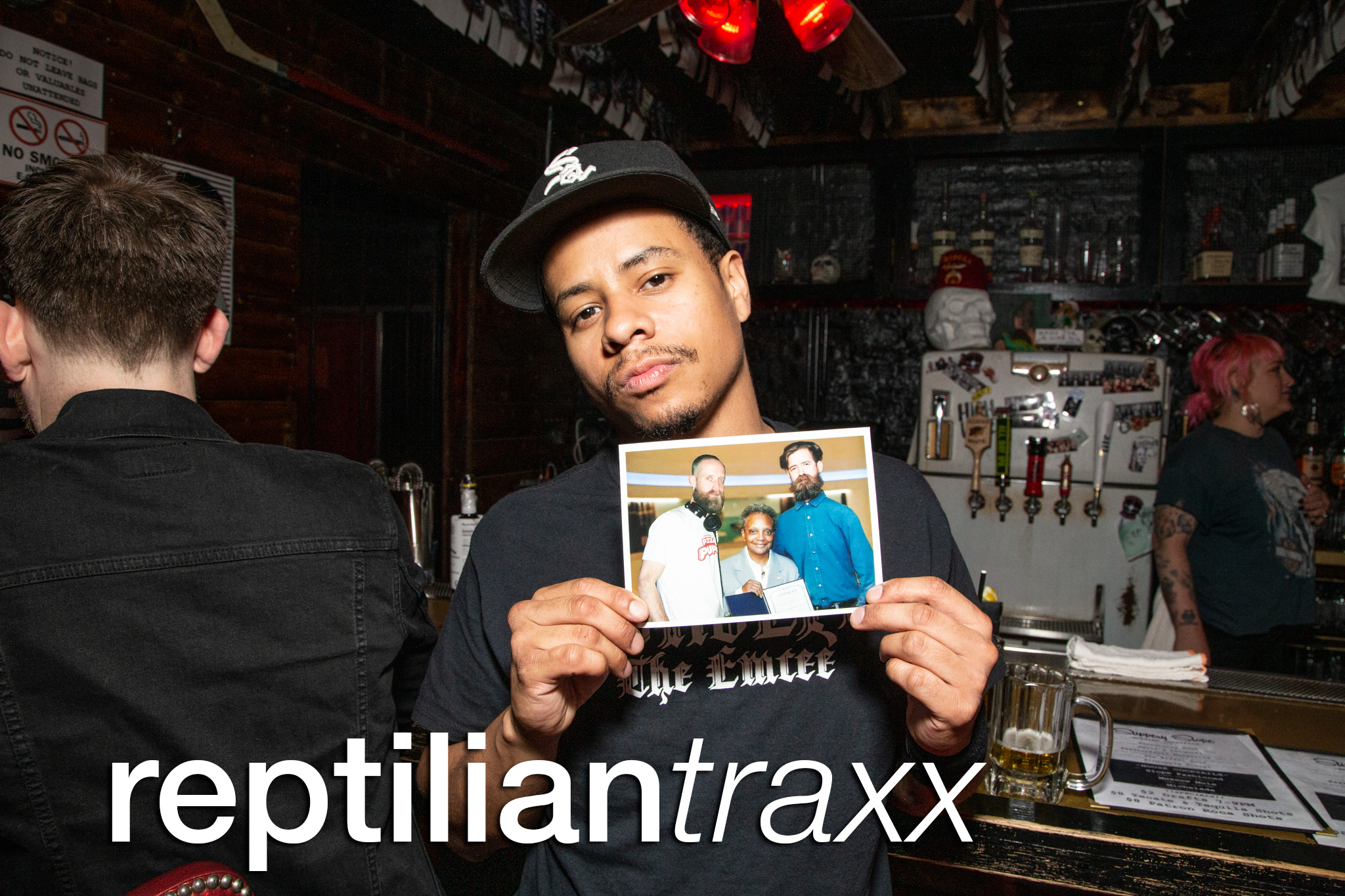 glitterguts event photos from reptilian traxx at slippery slope, chicago 2019