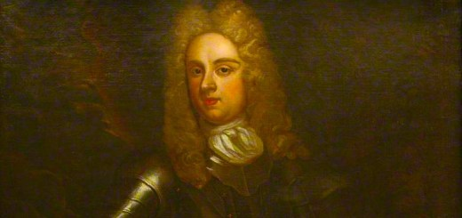 Photo of Colonel Thomas Farrington (1664–1712) (copy of an earlier painting) unknown artist The City Art Gallery & Museum, The Worcestershire Regimental Museum