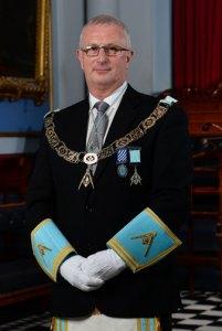 Assistant Grand Master: R.W.Bro Leslie Nixon
