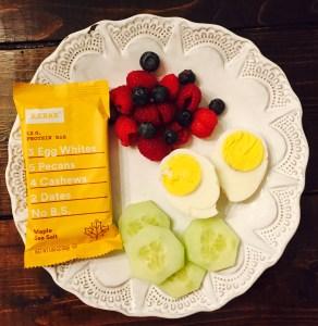 Whole 30 Day 9 Breakfast