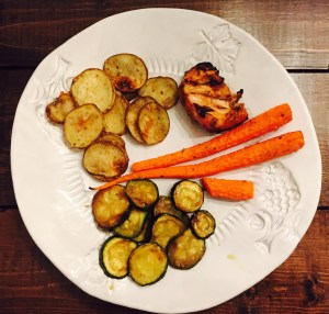 Day 12 Whole 30 Dinner