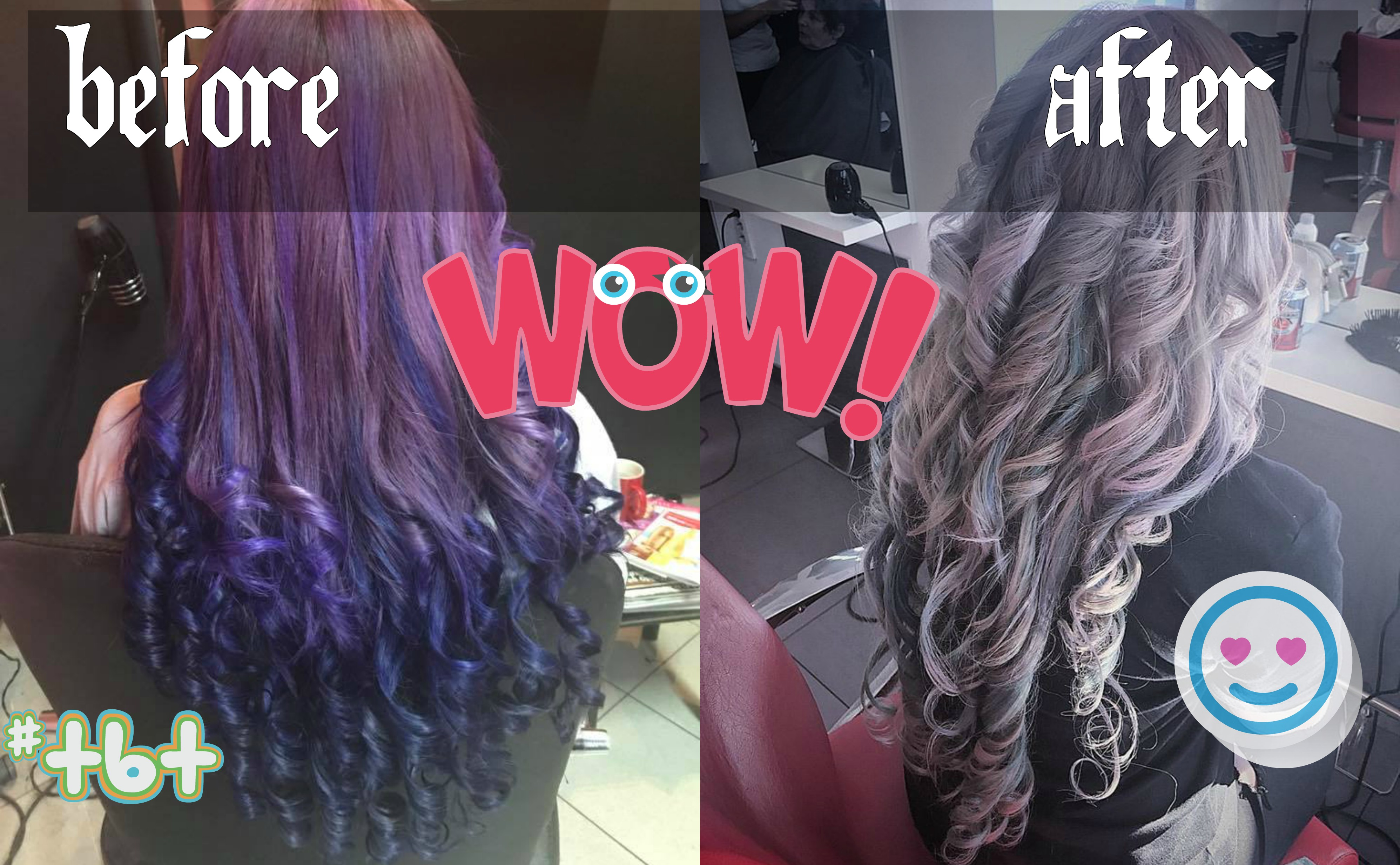 How To Get Silver Hair From Purple Without Bleaching Lady Nancy