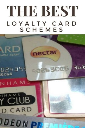 the best loyalty card schemes