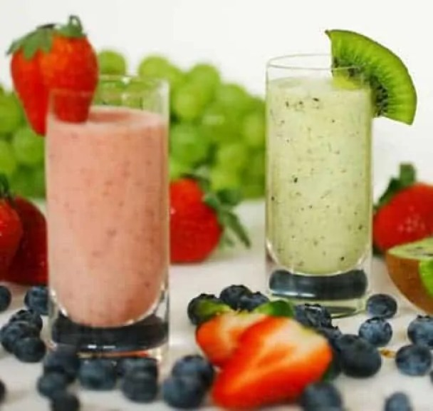 three fantastic juice recipes for better skin and hair