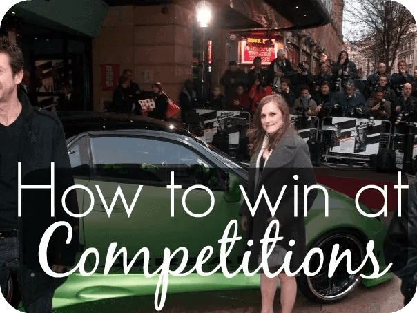 how to win at competitions