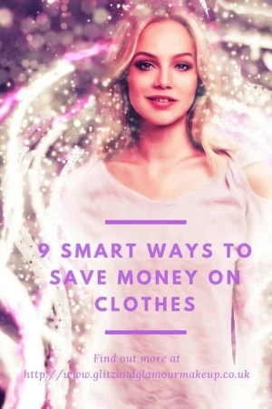 9 smart ways to save money on clothes