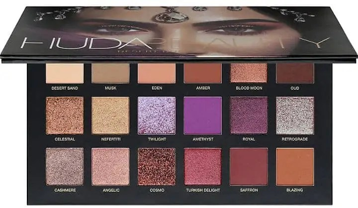 the ultimate gold eyeshadows that you need to add to your collection hude desert dusk eyeshadow palette