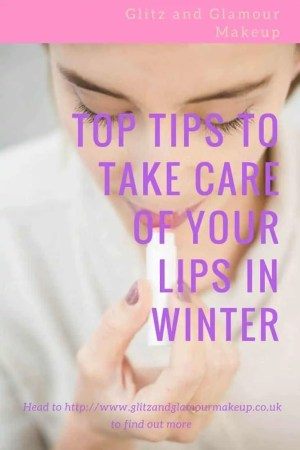 top tips to take care of your lips in winter