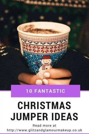 10 fantastic christmas jumper ideas