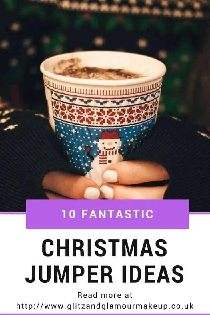 10 fantastic christmas jumper ideas