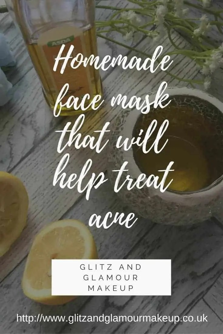 It's completely natural and won't cost you more than a fiver. By making your own face masks you can save plenty of money for your other beauty treats.
