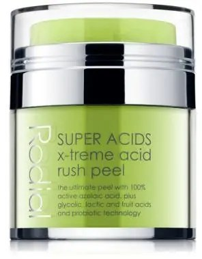 how to get a lit within glow on your winter skin rodial xtreme acid rush peel