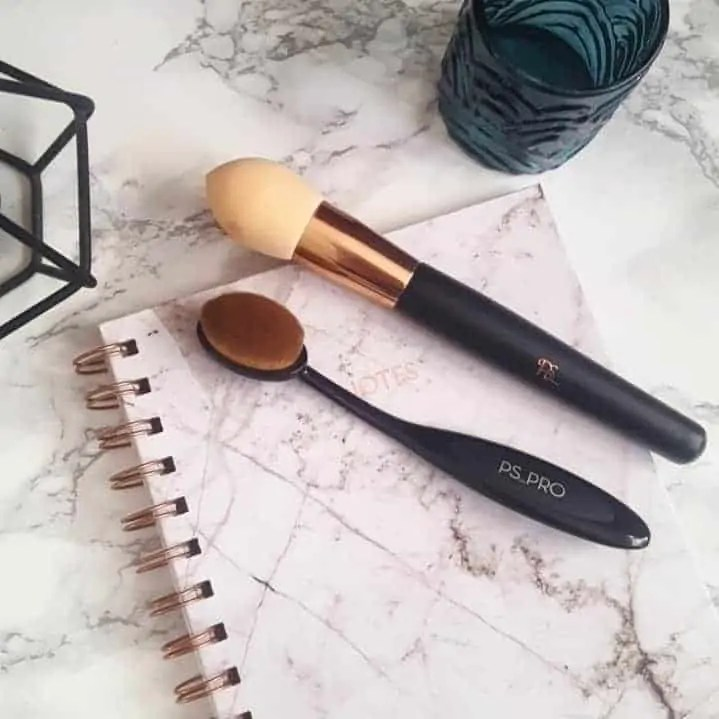primark ps pro brushes