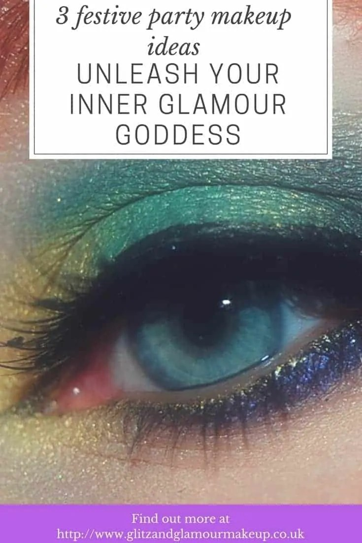 3 festive party makeup ideas to unleash your inner glamour goddess