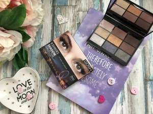Gosh To Party In London eyeshadow palette review