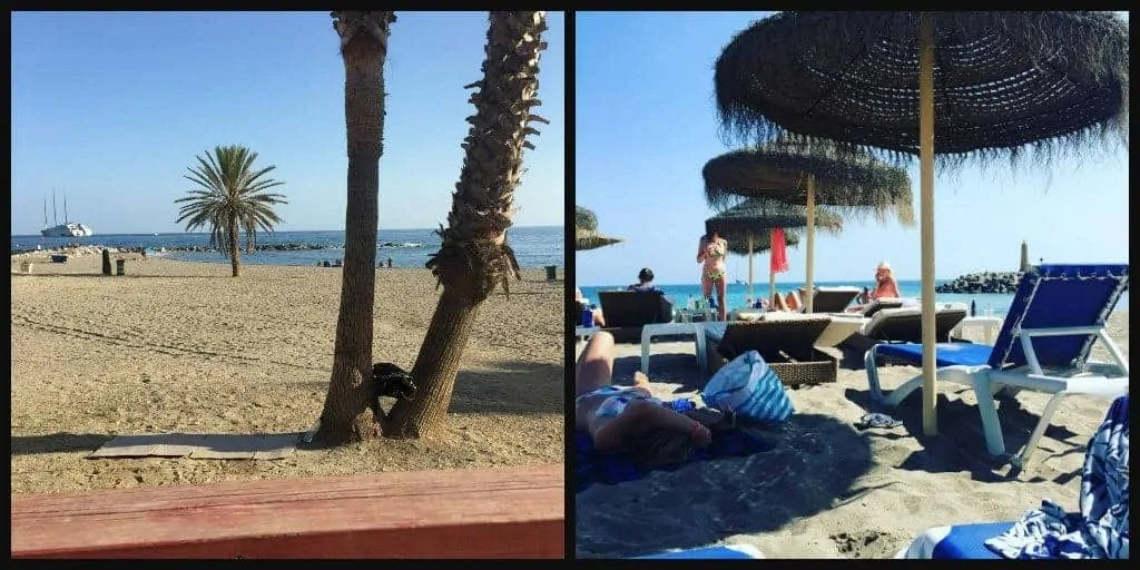 Grab some much needed Winter sun at European hot spot Marbella beach