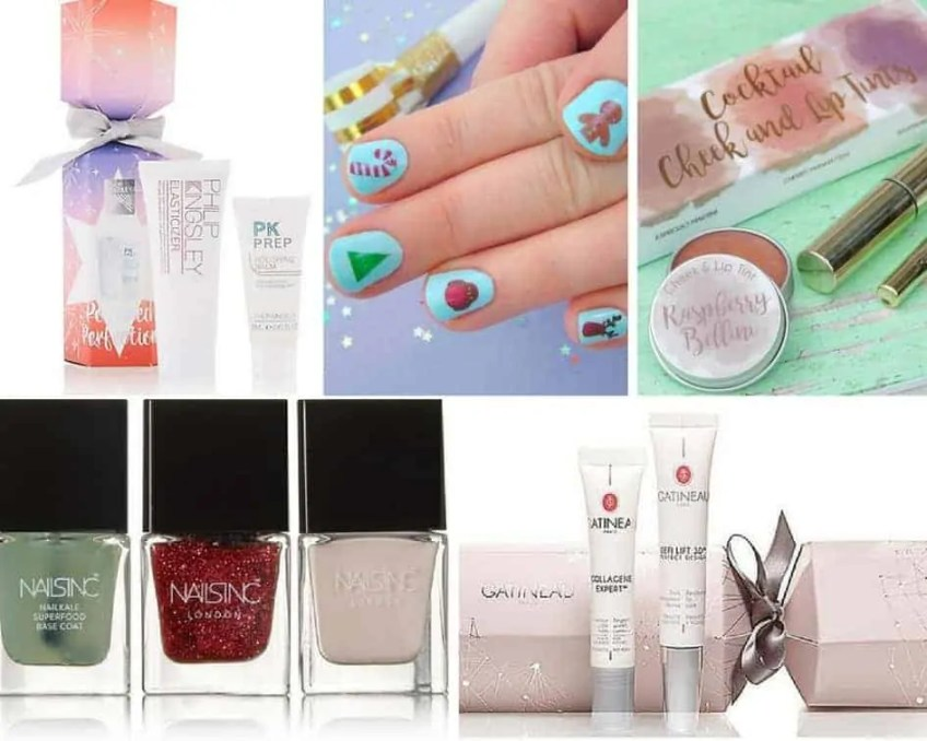 Some of the best beauty stocking fillers for Christmas 2017
