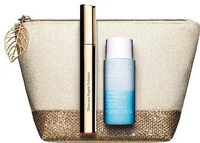 some of the best beauty stocking fillers clarins volume makeup gift set