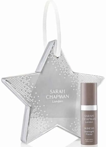 some of the best beauty stocking fillers sarah chapman skinesis star tree facial cream
