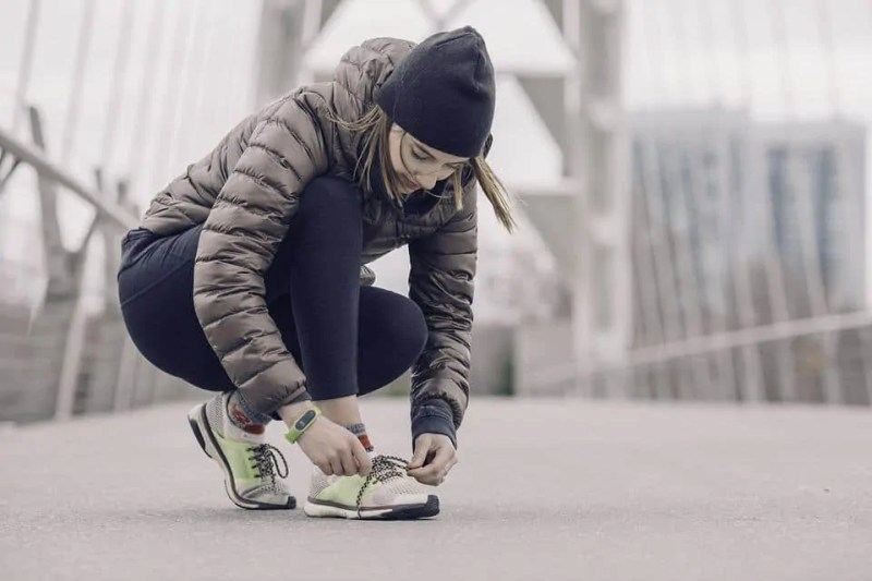 top winter work out tips