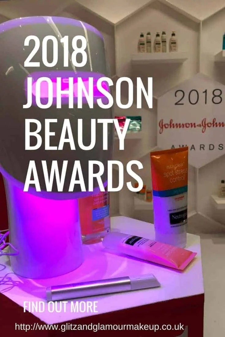2018 johnson beauty awards