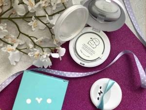 Testing Korean beauty Klairs Mochi BB Cushion Pact and Klairs concealer 1
