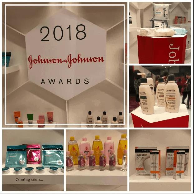 johnsons beauty awards 2018 beauty showroom